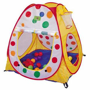 See larger image  sc 1 st  DHgate.com & Kids Play Tents Play House Child Beach Tent Colorpoint Game House ...