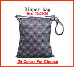 Wholesale Diapers Free Dhl Shipping - DHL Free Ship Babyland Baby Diaper Bags Nappy Bags Bottle Holder Mummy Handbag Carrier Storage Bags