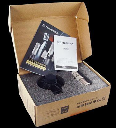 CALIENTE de Alta Calidad Mini Versión Takstar PC-K300 Micrófono de Grabación Micrófono Sin Cable de Audio Envío gratis