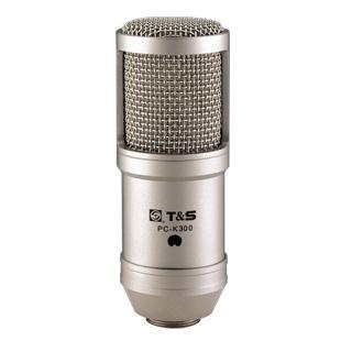 HOT 고품질 미니 버전 Takstar PC-K300 녹음 마이크 마이크 오디오 케이블 무료 배송
