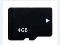 Wholesale Gb Memory Card Wholesale - Genuine 4 GB Micro SD Memory Card Class4 4GB MicroSD SDHC TF T-Flash Cards phones Camera w Adapters