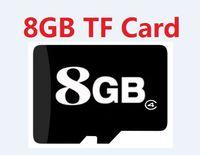Wholesale 8gb Micro Sd Microsd - Real 8GB MicroSD Memory Card Genuine 8 GB Micro SD HC SDHC TF Flash Cards w Adapter szycd