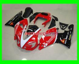 Fairing 98 R1 Black NZ - ABS Plastic red black Fairing kit for YAMAHA YZF R1 98 99 YZFR1 1998 1999 YZF-R1 Fairings set+7gifts