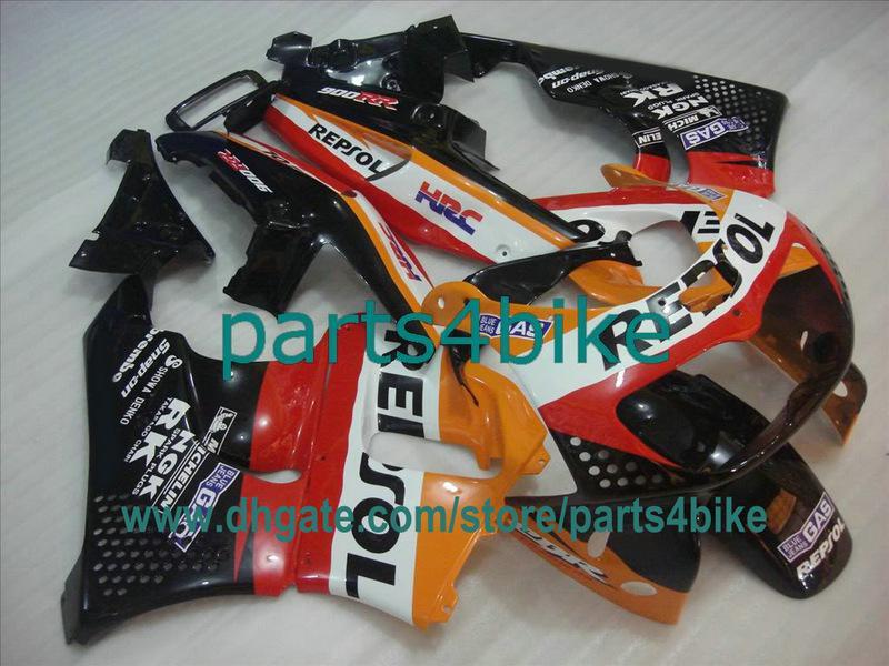 REPSOL volledige setblokjes voor 1995 1996 1997 Honda CBR900RR 893 95 96 97 CBR893RR CBR 900RR carrosserie
