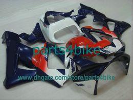 Honda Cbr929 Canada - Red blue white body for Honda 2000 2001 CBR929RR Fireblade 929 00 01 CBR900RR CBR929 929RR fairings fb1