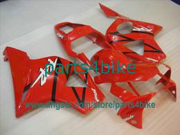Discount honda fireblade fairings - Red Fireblade RR fairings kit for Honda 2002 2003 CBR900RR 954 02 03 CBR954RR CBR954 CBR 954RR gh7