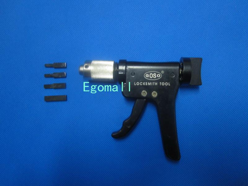 Plug Spinner Auto Locksmith Tool Auto Door Lock Opener para Gun Type S059