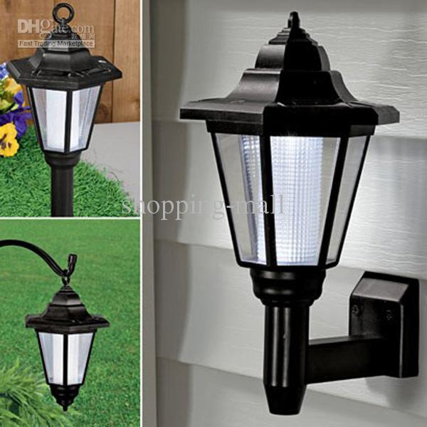 2018 Solar Led Wall Light Garden Wall Solar Lights Palace Style From Shopping Mall