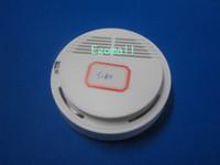 alarmas de incendio inalámbricas gratis al por mayor-¡Nuevo arrivo! GSM alarma accesorio inalámbrico Fire Smoke Detector envío gratis S159