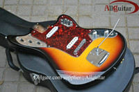 Wholesale Electric Guitar Jaguar Sunburst - Vintage Sunburst JAGUAR electric guitar body