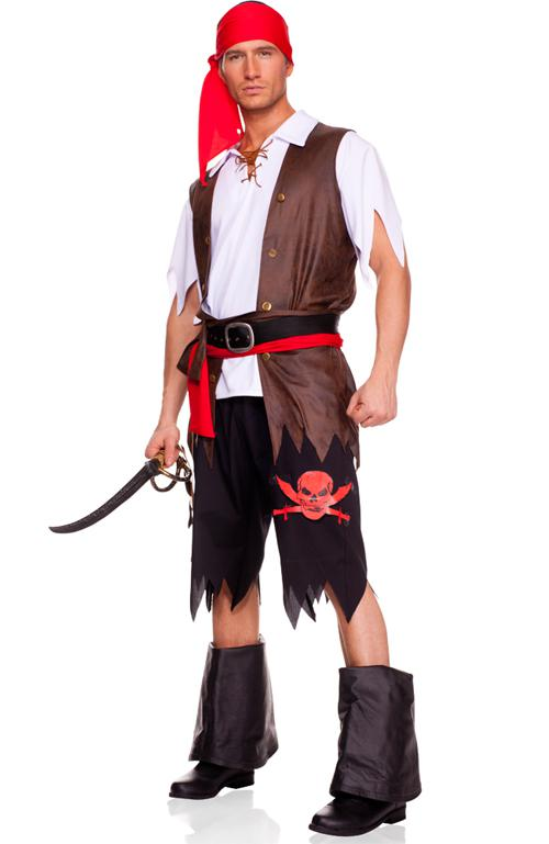 Face Claims! New-arrival-high-quality-pirate-costume-for