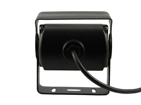 1 pcs CMOS colorido night vision bus camera / 18 led retrovisor do carro infravermelho
