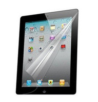 Wholesale Anti Glare Tablets - Anti-Glare Screen Protector for ipad 2 Tablet PC Screen Protectors