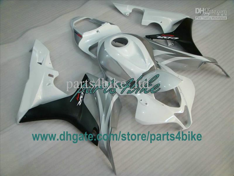 Honda CBR600RR 2007 2008 CBR 600RR CBR600 F5 07 08 페어링 키트 용 SL / WT / BK 사출 성형품