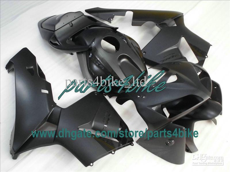 Flach mattschwarz Einspritzung Verkleidung für Honda CBR600RR 2005 2006 CBR 600RR CBR600 F5 05 06 Karosserie