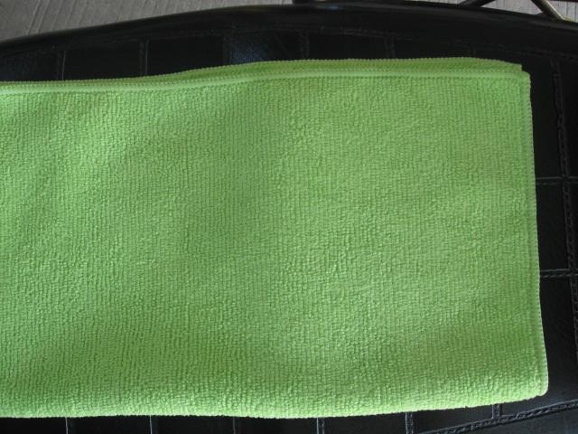 32cmx32cm Micro Fiber Car Cleaning Towel Micro Fibre Detailing Polishing Cloths Glass Cloth Hand Towel Dust Rags Window Cloths