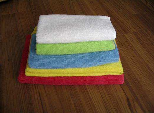 300gsm سيارة تنظيف منشفة 15 قطع 40x40 سنتيمتر 50 جرام سيارة المنزل المطبخ غسل تنظيف منشفة 100٪ ستوكات ماصة سيارة تنظيف القماش السفينة مجانية