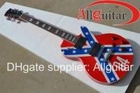 Wholesale Electric Guitar Flag - custom shop flag body electric guitar China Guitar