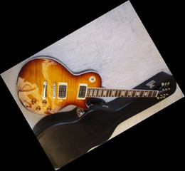 Wholesale Option Choices - New Collectors Choice #1 Gary Moore Aged 1959 Sunburst Butterscotch VOS hardcase Options a1217