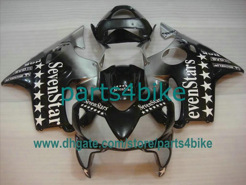 Kit de carénage de moulage par injection OEM Seven Star pour 2001 2002 2003 Honda CBR600 F4i 01 02 03 CBR600F4i