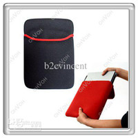 "Wholesale Umpc Laptops - S5Q 10"" Sleeve Soft Case Bag Protector for New iPAD 2 Tablet PC Laptop UMPC New"