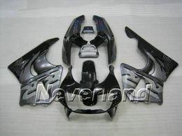 Carrosserie ABS gris noir pour HONDA CBR900RR 893 96 97 CBR 900RR 1996 1997 CBR 900 RR ? partir de fabricateur