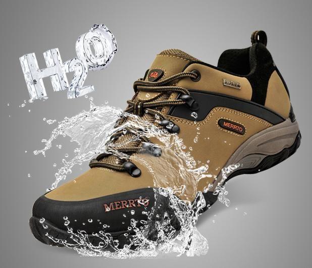 inverno nuovo stile scarpette di alta qualità impermeabile uomini scarpe da  trekking invernali   s scarpe outdoor scarpe sportive  formato   39 40 41 42 43  ... 1d9b22ed807