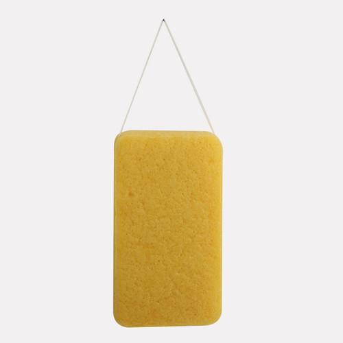 100個/ロット4色長方形100%天然緑茶コニジャックフェイシャルスポンジフェイシャルウォッシュクリーニングパフ