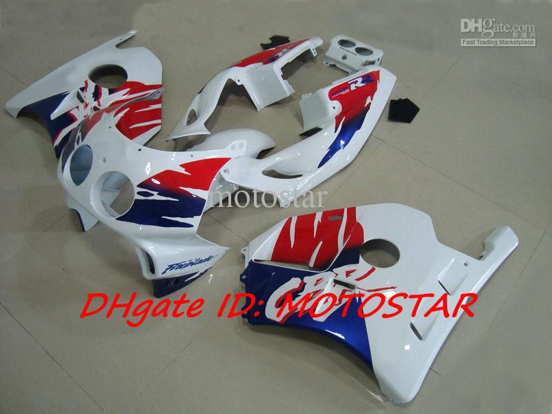 OEM gemalte Verkleidungen für Honda CBR 250RR MC22 1991-1998 CBR250RR CBR250 91-98 MC 22 Motorradteile