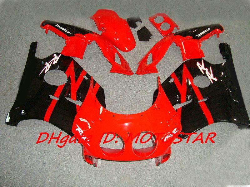 Red Black fairings for Honda CBR 250RR MC22 1991-1998 CBR250RR CBR250 91-98 MC 22 motorcycle parts