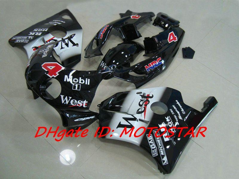 WEST fairings for Honda CBR 250RR MC22 1991-1998 CBR250RR CBR250 91-98 MC 22 motorcycle parts