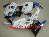 Wholesale Konica Cbr - Konica Minolta fairing kit for 1997 1998 HONDA CBR600F3 CBR600 F3 CBR 600F3 97 98 fairings