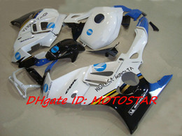 High quality Konica Minolta fairing kit for 1997 1998 HONDA CBR600F3 CBR600 F3 CBR 600 F3 97 98 fairings