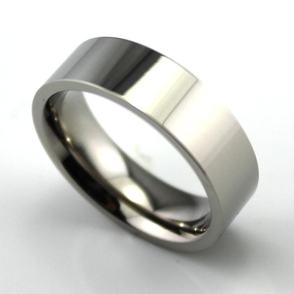 Wholesales Pure Titanium Ring Mens Womens Wedding Band Comfort Fit