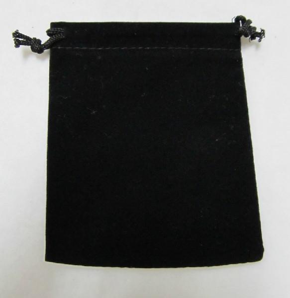 100 UNIDS Bolsas de Terciopelo Rectangular Mixto Bolsas de Regalo de Boda Bolsas 11x15cm 3 colores mezclados