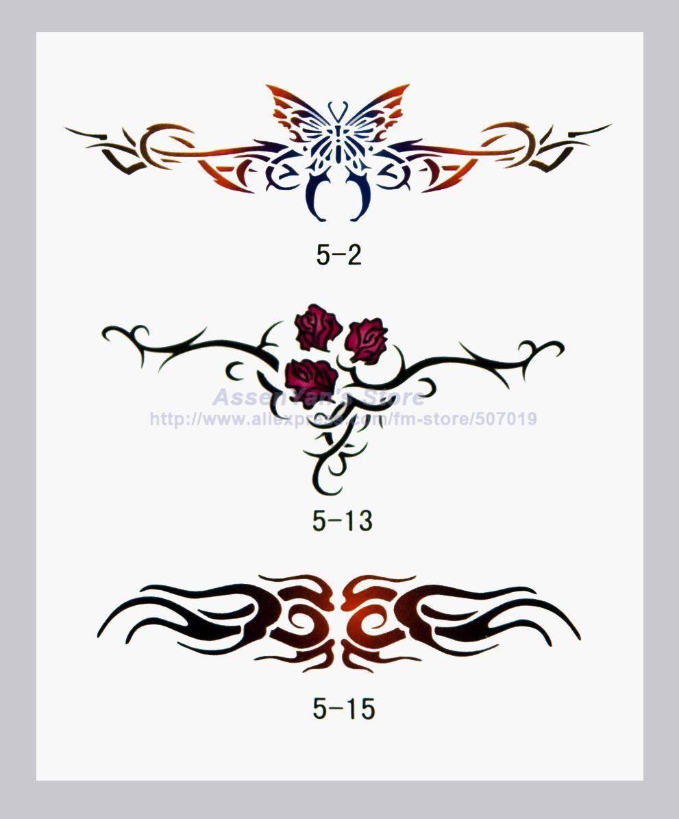 how to make airbrush tattoo stencils