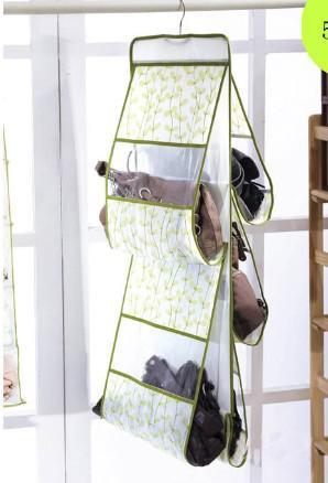 새 스토리지 가방 집 핸드백 홈 주최자 여성 지갑 핸드백 옷장 드롭 배송 XMAS 선물