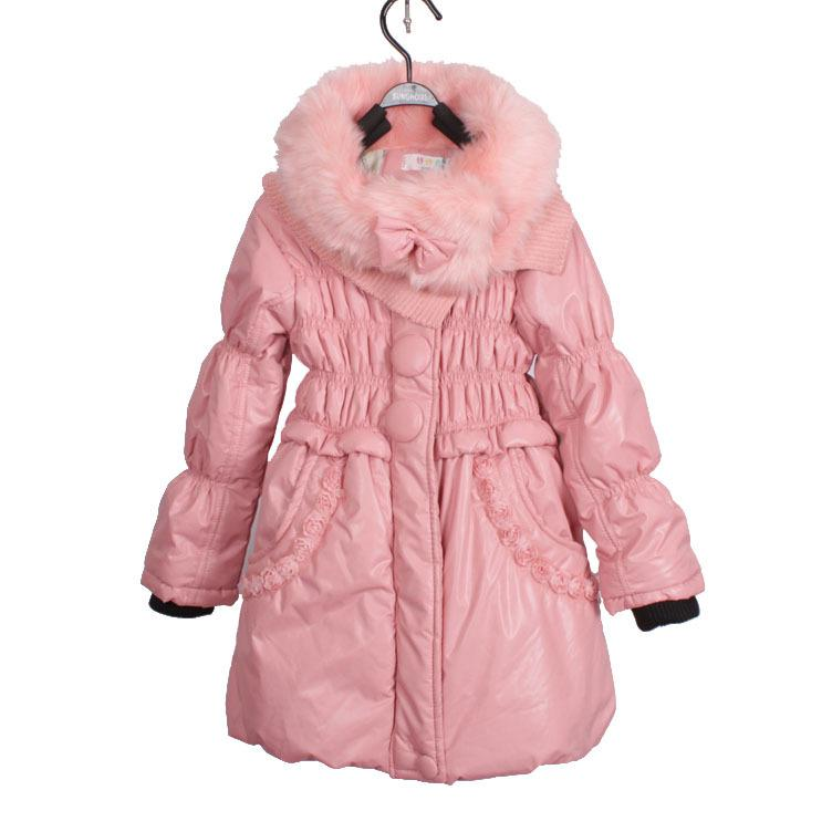 Winter Coats For Baby Thick Outwear For Girls Angel Winter Coats ...