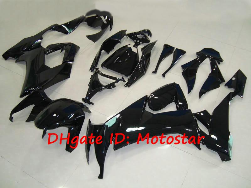 K1814 all green bodywork for 2008 2009 KAWASAKI Ninja ZX-10R 08 09 ZX 10R ZX10R full fairing kit