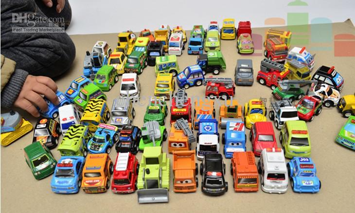 Grosshandel Ziehen Sie Spielzeugauto Baby Mini Autos Spielzeug Kinder