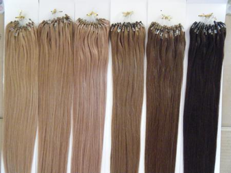 Linksloop micro ring hair 100 indian remy human hair extensions see larger image pmusecretfo Image collections