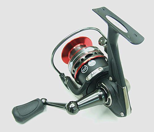 Envío Carrete de pesca Carrete de spinning Señuelo de la pesca Carrete de pesca Aparejo de pesca Nuevo diseño 6 + 1BB 5.2: 1 cuatro tamaños 1000 2000 3000 4000