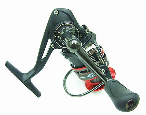 Livraison Moulinet de pêche Spinning Moulinet Leurre de pêche Casting Reel Fishing Tackle Nouveau Design 6 + 1BB 5.2: 1 quatre taille 1000 2000 3000 4000
