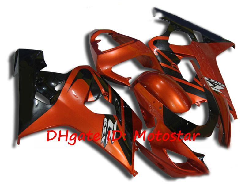 S6420 High quality fairing kit for SUZUKI 2004 2005 GSXR 600 750 K4 GSXR600 GSXR750 04 05 bodywork