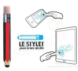 Wholesale Pencil Touch Screen - pencil touch pen touch-screen pencil stylus