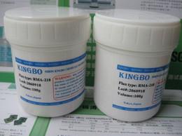 1 pc 100G Japão KINGBO BGA Reballing Reparação Flux Pasta em Promoção