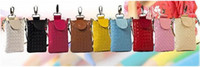 Wholesale Shipping Plastic Woven Bags - FREE SHIPPING,WholesaleCell Phone bag  pouch For iphone 4s 4g, Nokia, y ,Multipurpose Woven bag,Exqu
