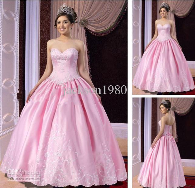 2013 Luxury Ball Gown Sweetheart Embroidery Pattern Skirt