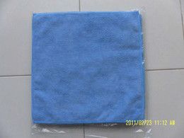 House Home Kitchens Australia - Hot Selling Microfibre Cleaning Clothes 20 pcs 30*30cm Home House Household Clean Towel Auto Car Window Kitchen Wash Tools Cleaning Clothes