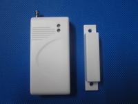 capteur de porte de fenêtre gsm achat en gros de-Capteur magnétique de porte / fenêtre supplémentaire pour système d'alarme sans fil GSM / PSTN, accessoires de sécurité S155